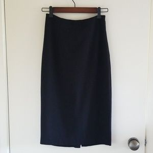 Halogen Skirts - Halogen Black Pencil Skirt